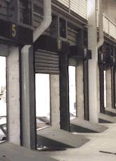 Cortinas metálicas enrollables automáticas