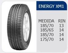 Llantas Energy XM1