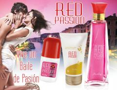 Perfume Red Passion