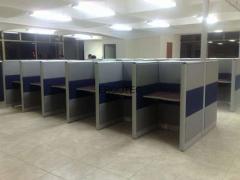 Muebles de call centre