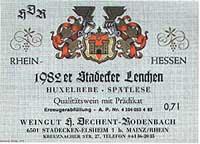 Vino 82er Stadecker Lenchen