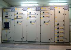 Centro de Control para Motores