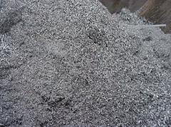 Virutas de aluminio