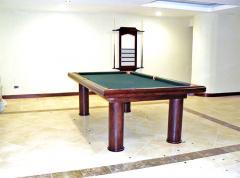 Mesa de caoba