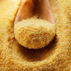 Harina de maíz blanca