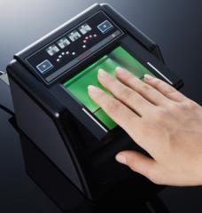 Control de acceso Real Scan 10