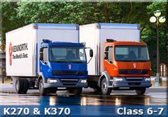 Camión K270 & K370