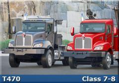 Camión T470