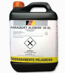 Paraquat Aleman