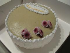 Pasteles con Flores Naturales