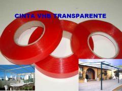 Cinta Transparente