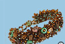 Pulsera de Mostacilla Cod. JM001
