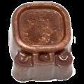 Bombones con Chocolate de Leche y Maracuyá
