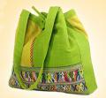 Bolsa Ixil Cotzal Verde