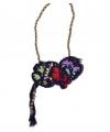 Collar Flor Jardin