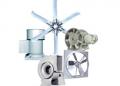 Ventiladores Tuboaxial Aerovent