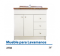 Mueble Para Lavamanos