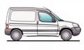 Vehículo Peugeot Partner