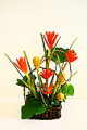 Arreglo floral Antorchas del Tropico