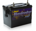 Acumulador Navigator 750