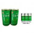 Bebidas Energeticas de Aloe