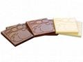 Cuadritos de Chocolate