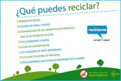 Recolecion para reciclaje