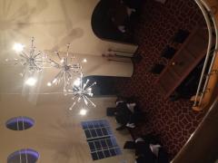 Eventos y servicio de restaurante. Servicio de boutique hotel