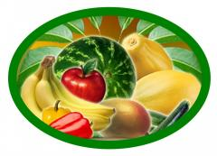 Etiquetas adhesivas con pegamento grado alimenticio